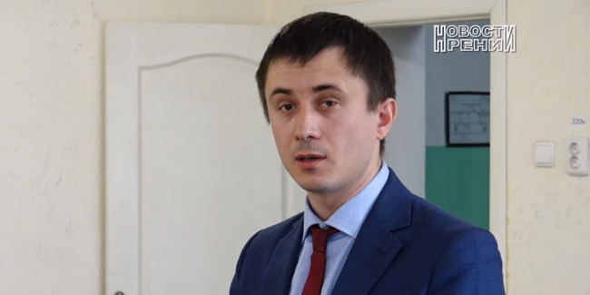 Больше не исполняющий обязанности: Максим Игнатенко стал полноправным директором Ренийского порта