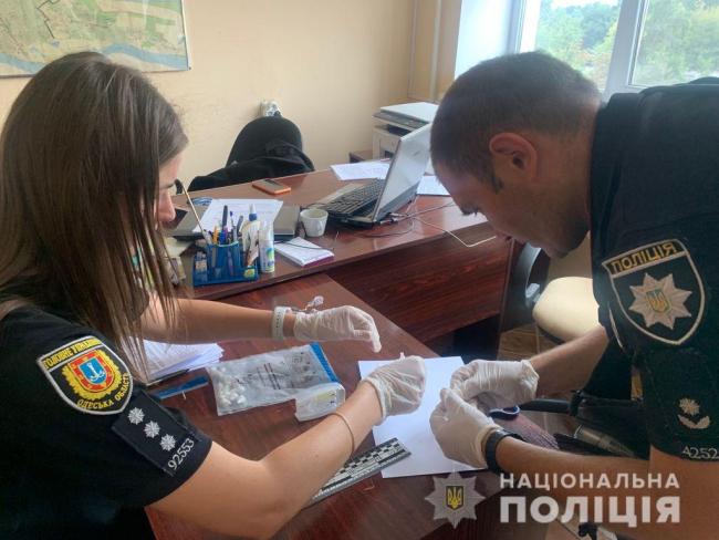 В Измаиле арестовали торговку метадоном