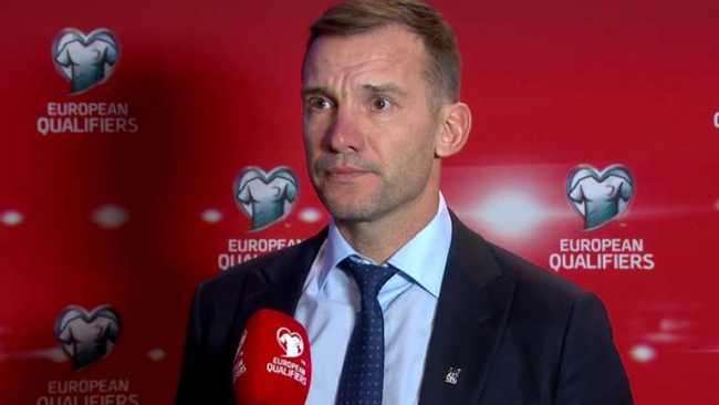 Шевченко может возглавить европейскую сборную, которая была на Евро-2020
