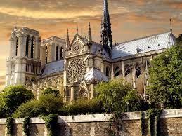 В Париже готовы к реставрации Нотр-Дама