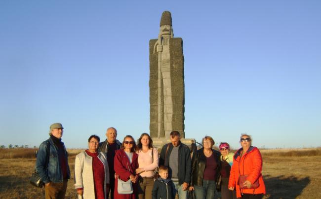 Куланы в степи и немцы в Бессарабии. Новые знания и незабываемые впечатления!