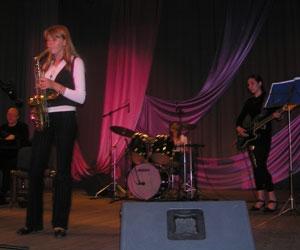 Праздник джаза и хорошего вкуса