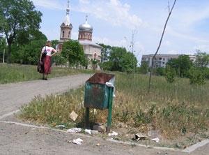 Память под слоем мусора