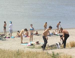 Будет ли в Измаиле нормальный пляж?