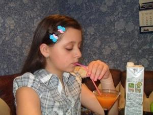 Лето приближается: пьем правильно соки