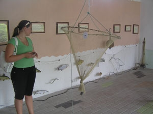 Первый на Придунавье музей рыбака