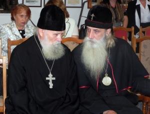 Измаильщину посетил предстоятель Русской старообрядческой церкви