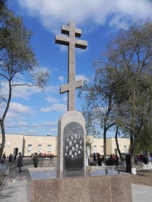 Открыт памятник липованам-староверам