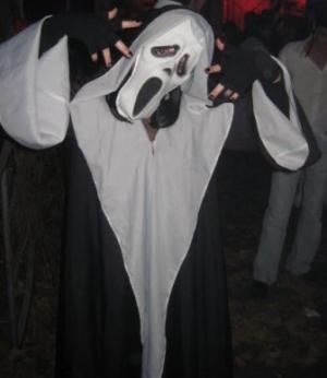 Хэллоуин по-измаильски
