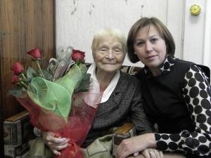 Анна Сыромятникова - почетный гражданин Измаила - отметила день рождения