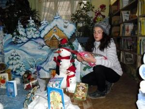 Снежная сказка в бесснежную зиму
