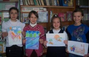 Четырнадцатая школа сделала мир ярче!