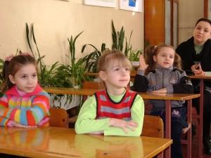 Ещё дошкольники, но уже - ученики!